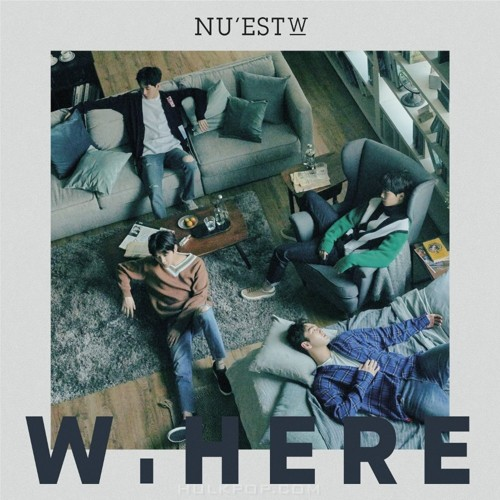 NU'EST W – W, HERE – EP
