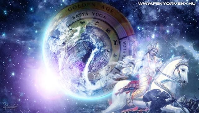 A 4 világkorszak – Ősi írások az időciklusokról