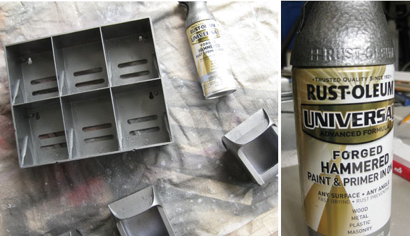 Antique Silverspray Paint For Wood