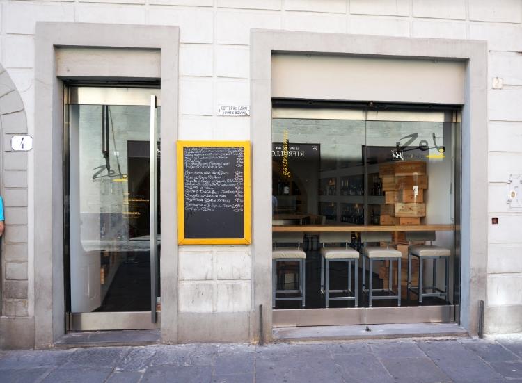Euriental - luxury travel & style, Zeb gastronomia, Florence, Italy