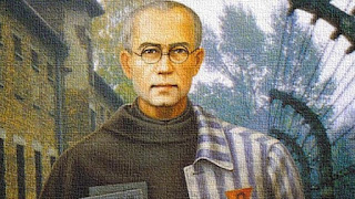 San Massimiliano Kolbe, il sacerdote eroe di Auschwitz