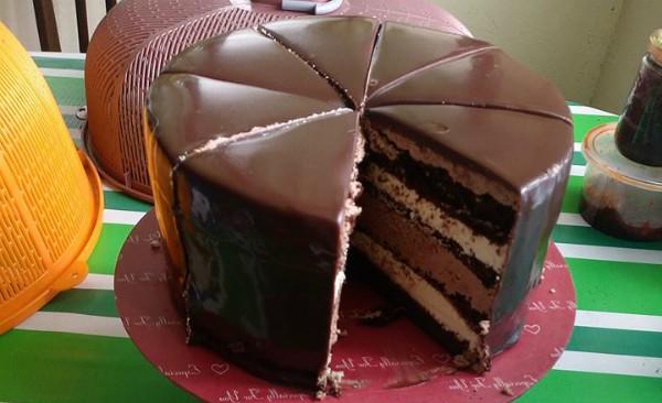 Resepi Kek Coklat Indulgence Tanpa Gelatin - Kongxie | Kongsi Artikel Dan Berita Berinformasi