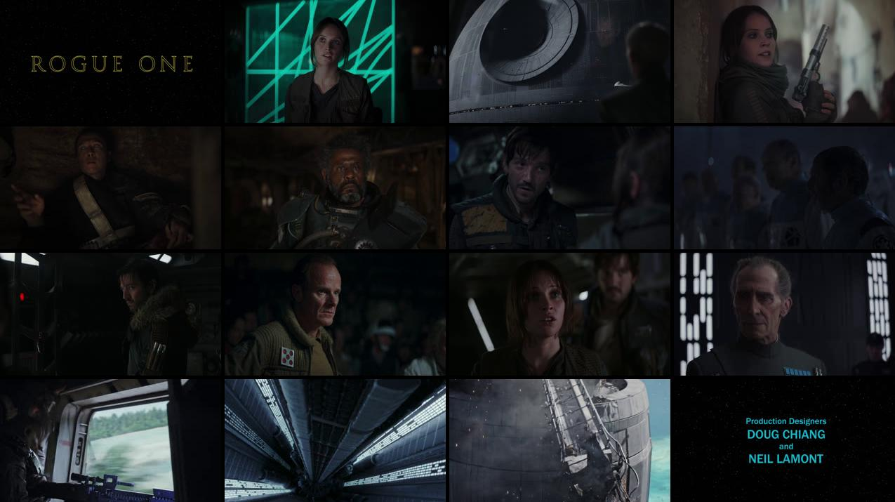 Rogue One 2016 BRRip 720p 950MB x264 Movie Screenshots