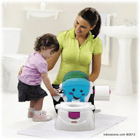 1 Fisher-Price N4283 Cheer for Me!™ Potty