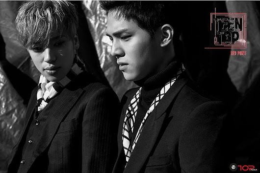 TEEN TOP: Saem mais fotos teasers do novo álbum