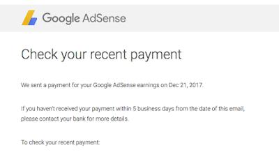 google-adsense-payment