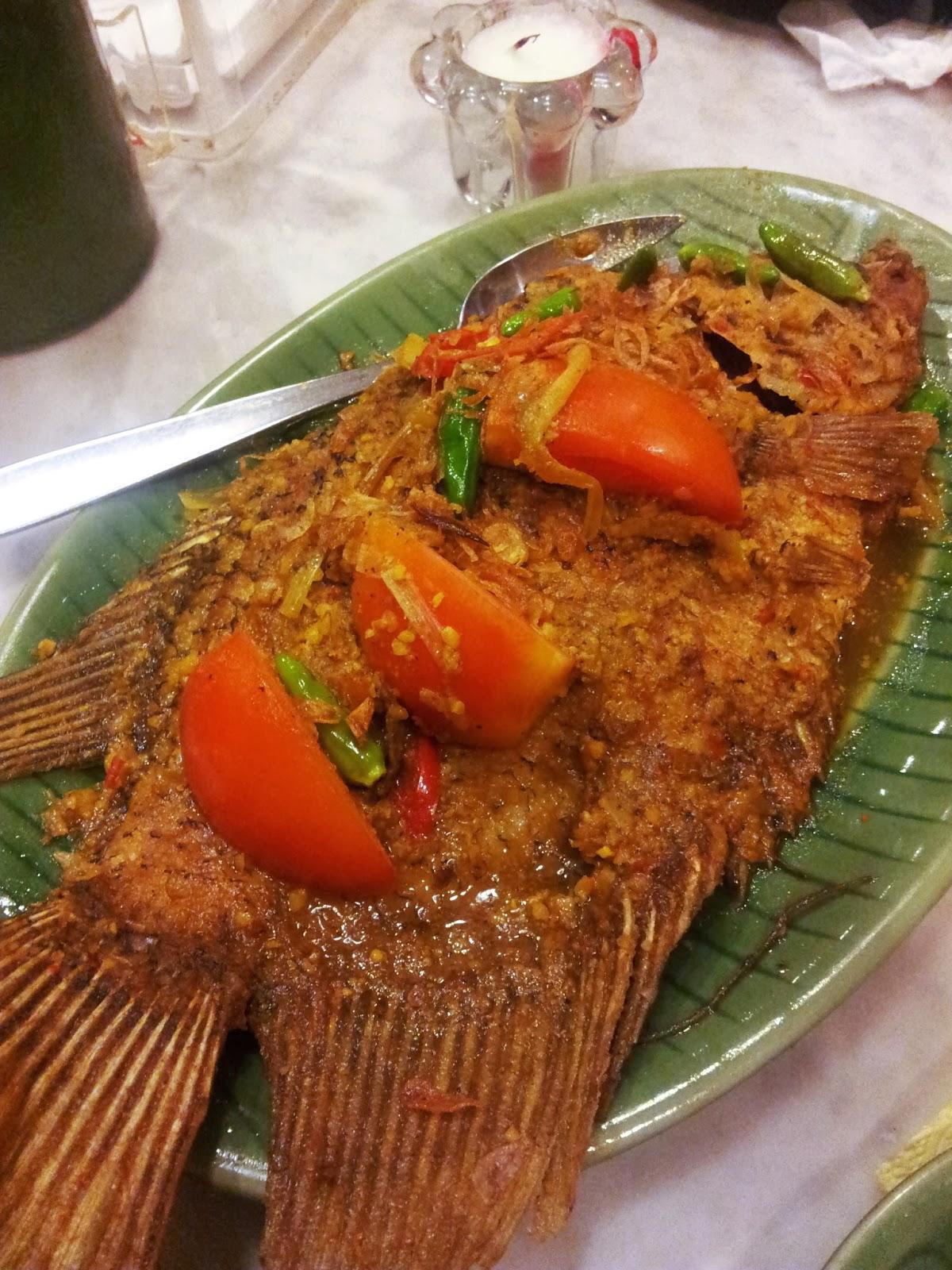 TOEVELGRAPH: Ikan Bakar Cianjur