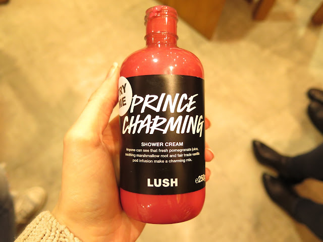 Prince Charming Shower Cream, Lush