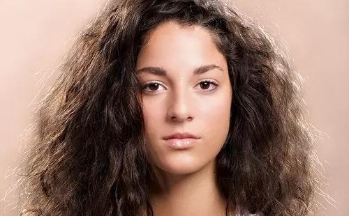 Cómo hacer que el cabello adelgace ( bajar el volumen).