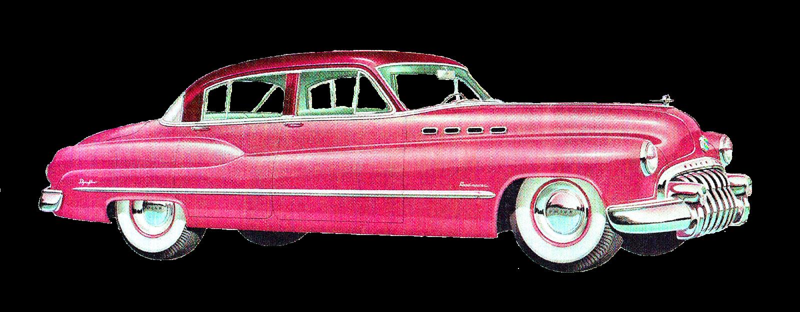 Antique Images: Vintage Old Car Artwork Illustrations Buick Dodge ...