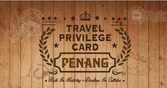 Travel Privilege Card Penang Price