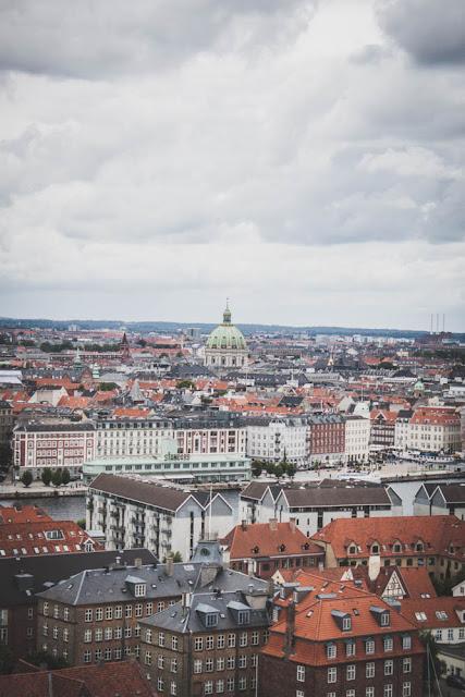 Tanska Kööpenhamina matkailu
