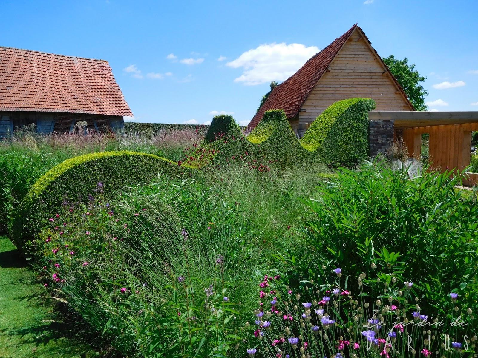 Le jardin de darius le jardin plume for Le jardin plume 76