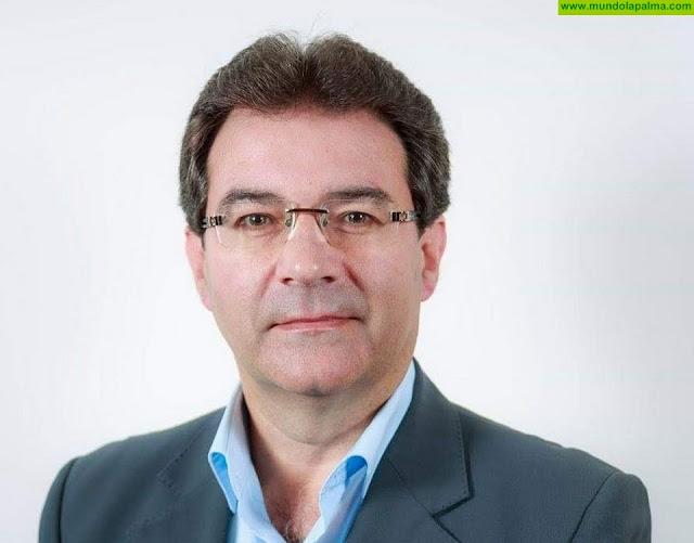 La asamblea local del PSOE de Puntallana elige por unanimidad a José Adrián Hernández como candidato a la Alcaldía