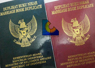 beda Buku Nikah Palsu Dengan Asli