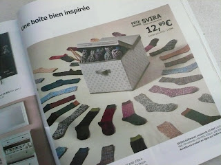 tricot - catalogue IKEA