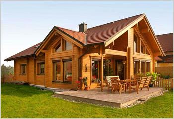 Casas de madera prefabricadas fabrica de casas - Fabricantes de casas de madera ...