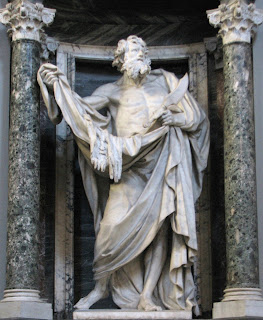 Image result for saint bartholomew skinned rome