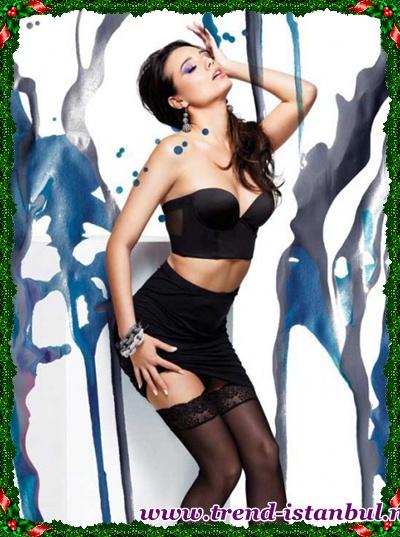 Victoria Beckham Fantastik İç Çamaşır Koleksiyonu