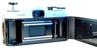 Asahi Pentax Spotmatic SP (Chrome) body #166