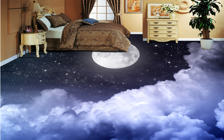 realistic 3d floor tiles designs prices where to buy - 3d Design Bedroom