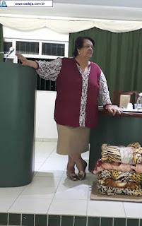 Palestra com Edna Vieira