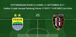 Persib Sudah Kantongi Kekuatan Bali United
