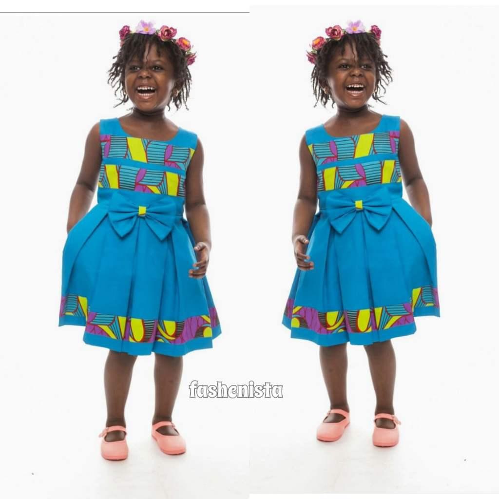 Kids African Fashion 2017 Fashenista