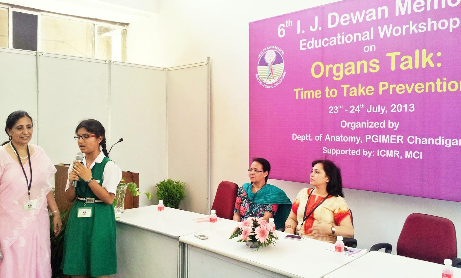 rotary club of chandigarh club news  at the inauguration of the workshop on 23 our club was represented by r ann hark mejie r ann alpna khanna and rtn desh deepak khanna
