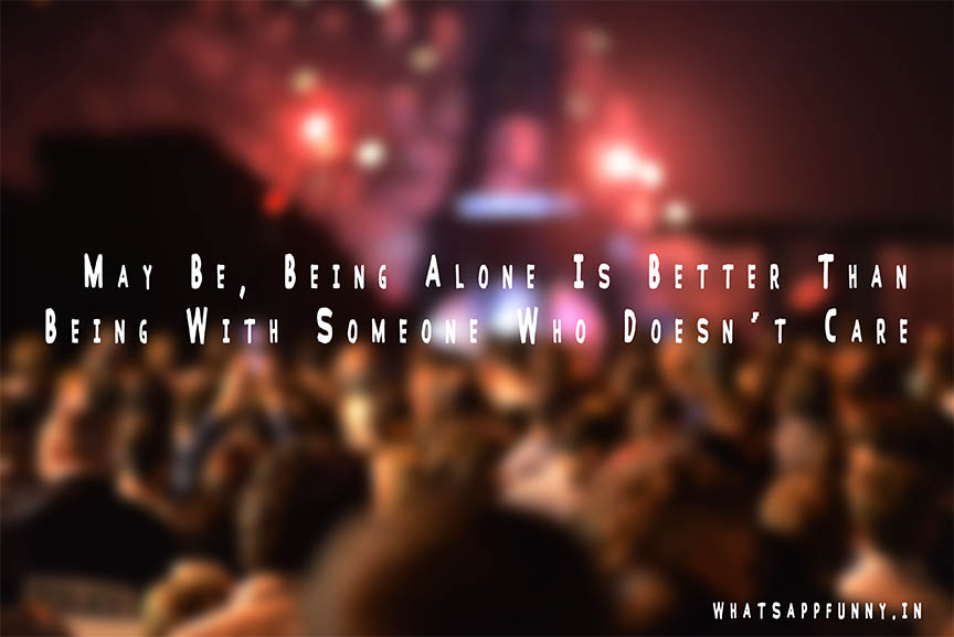alone status images and quotes