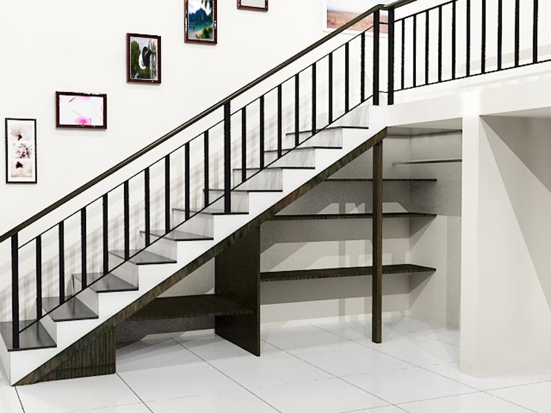 Desain Tangga Untuk Lantai 2 Rumah Minimalis 12 Gambar
