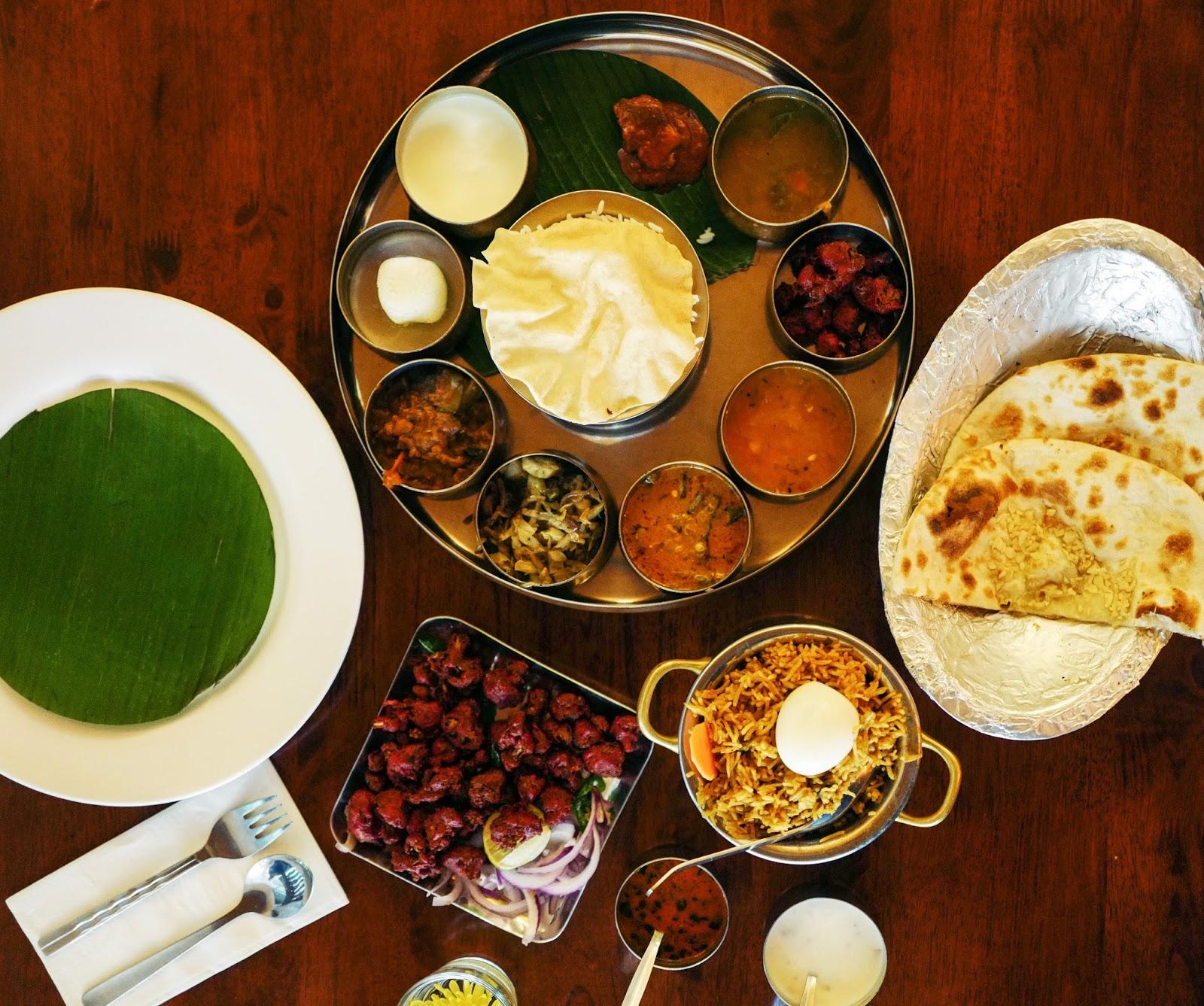 malgudi classic indian cuisine @ petaling jaya