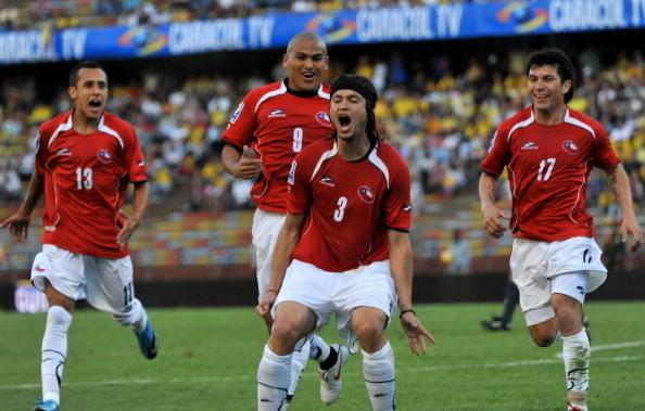 Resultado de imagen para chile colombia 2009