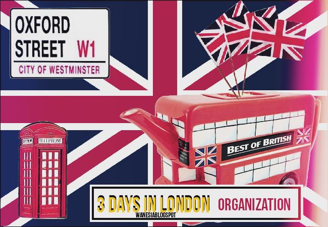 Come organizzo un viaggio di 3 giorni a Londra