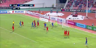 Thailand vs Indonesia 4-2 Highlights Piala AFF 2018