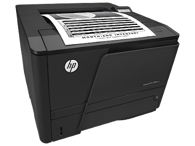 Download Driver HP LaserJet Pro 400 Printer M401dn