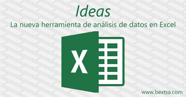 La nueva herramienta de análisis de datos