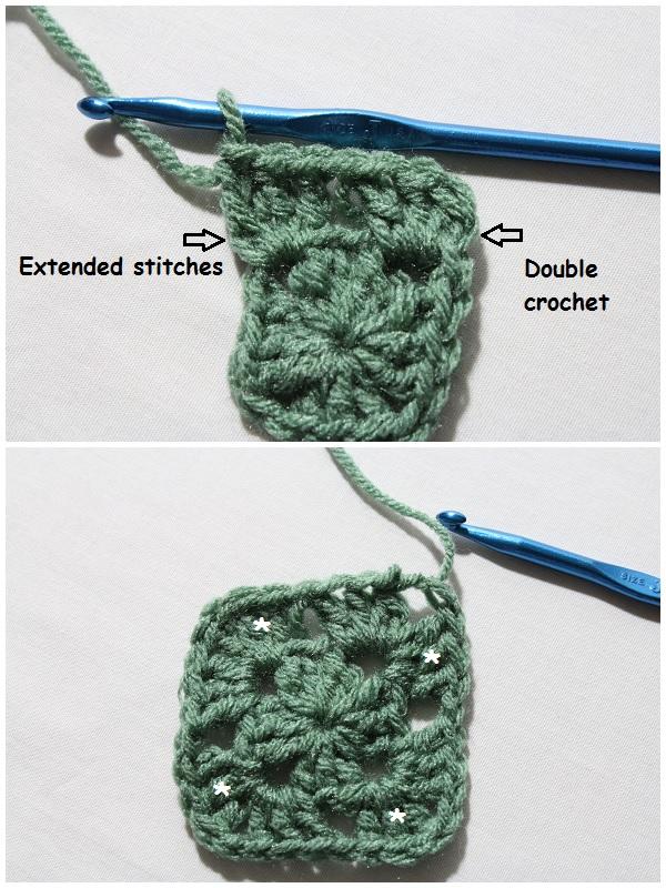 crochet, granny square, granny stitch, no-twist, tip, tutorial, video, Granny-Spiration Challenge 2017, linkup, giveaway