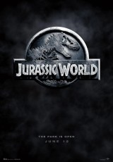 "Carátula del DVD: ""Jurassic World"""