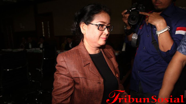 Menghilang Berhari-hari dari Pemeriksaan KPK, Petinggi Hanura Bantah Miryam Kabur