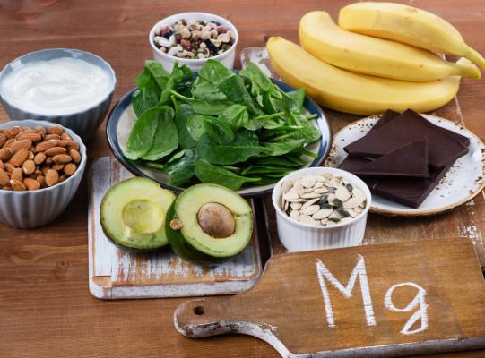 food magnesium