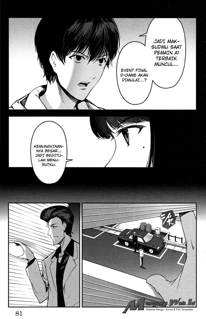 Darwin's Game Chapter 34-32