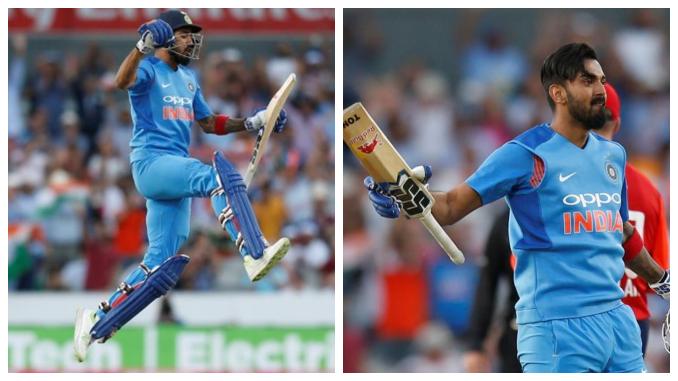England Vs India: KL Rahul t -20 century pics
