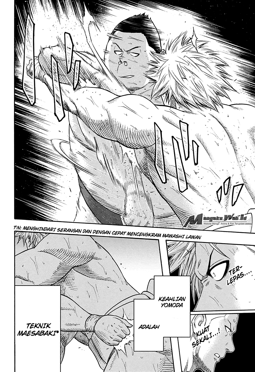 Hinomaru Zumou Chapter 142-6