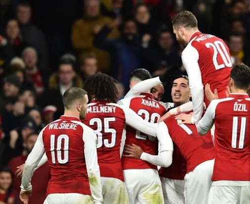 Europa League: Arsenal, Other Teams In Quarter Final Draw The Europa League round of 16 matches were...