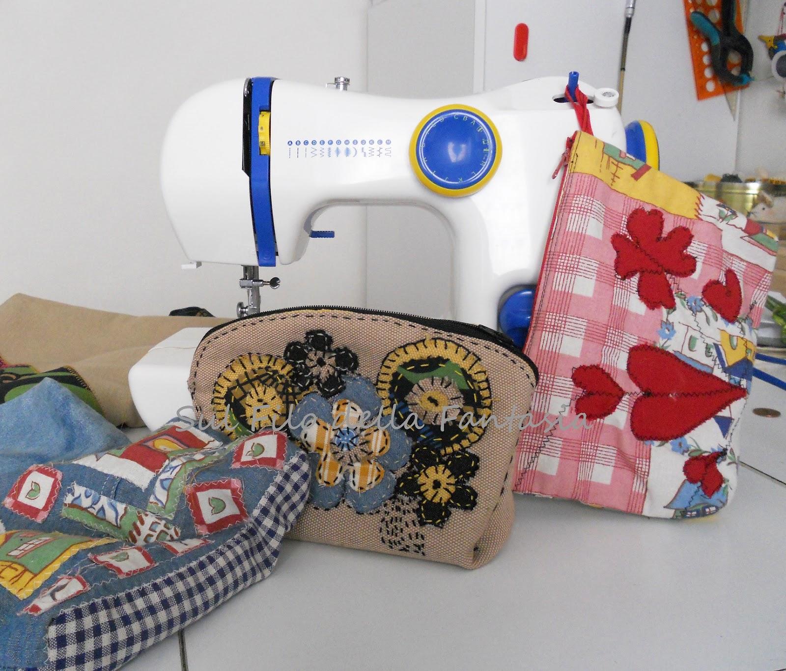Sul filo della fantasia sy macchina da cucire una specie di giocattolo mi piace - Macchina da cucire ikea opinioni ...