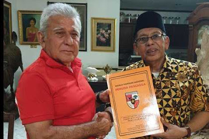 'Adu Domba', Japto Minta Maaf Tertulis Pada Imam Besar HRS Dan FPI