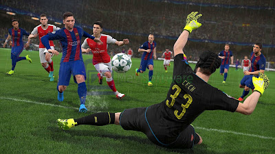 download pro evolution soccer terbaru