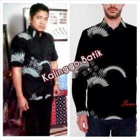 Seragam batik tulis solo kalinggo batik