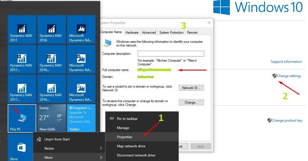 Microsoft Dynamics NAV 2017 - Create an SLL Certificate - Microsoft